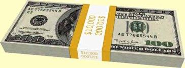 10000-Dollari