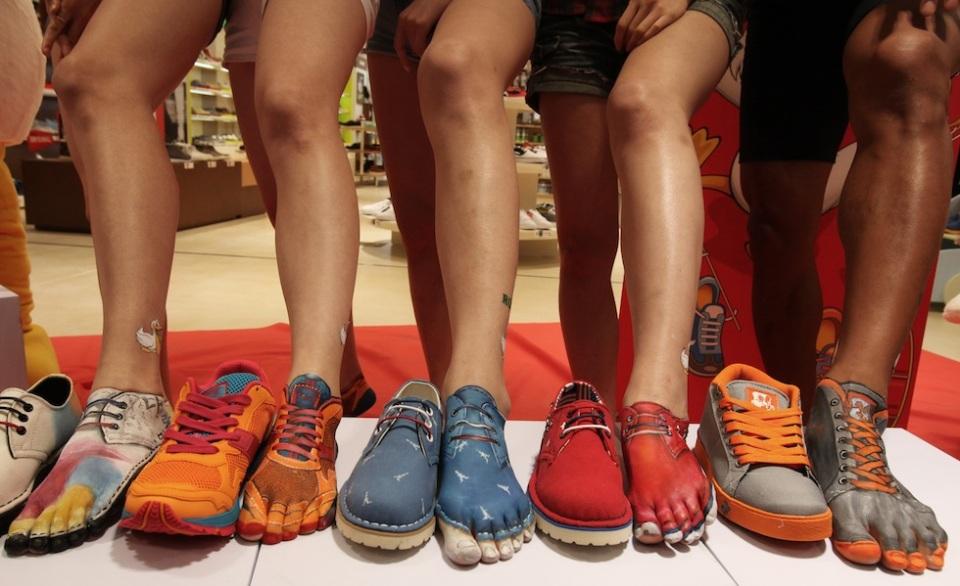 South Korea Shoes